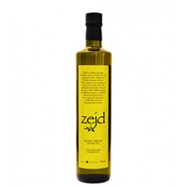 Huile d'olive extra vierge, 75cl, Zejd