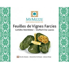 Feuilles de vigne farcies (Stuffed Vine Leaves), 2kg, My Mezze, Ready to eat!